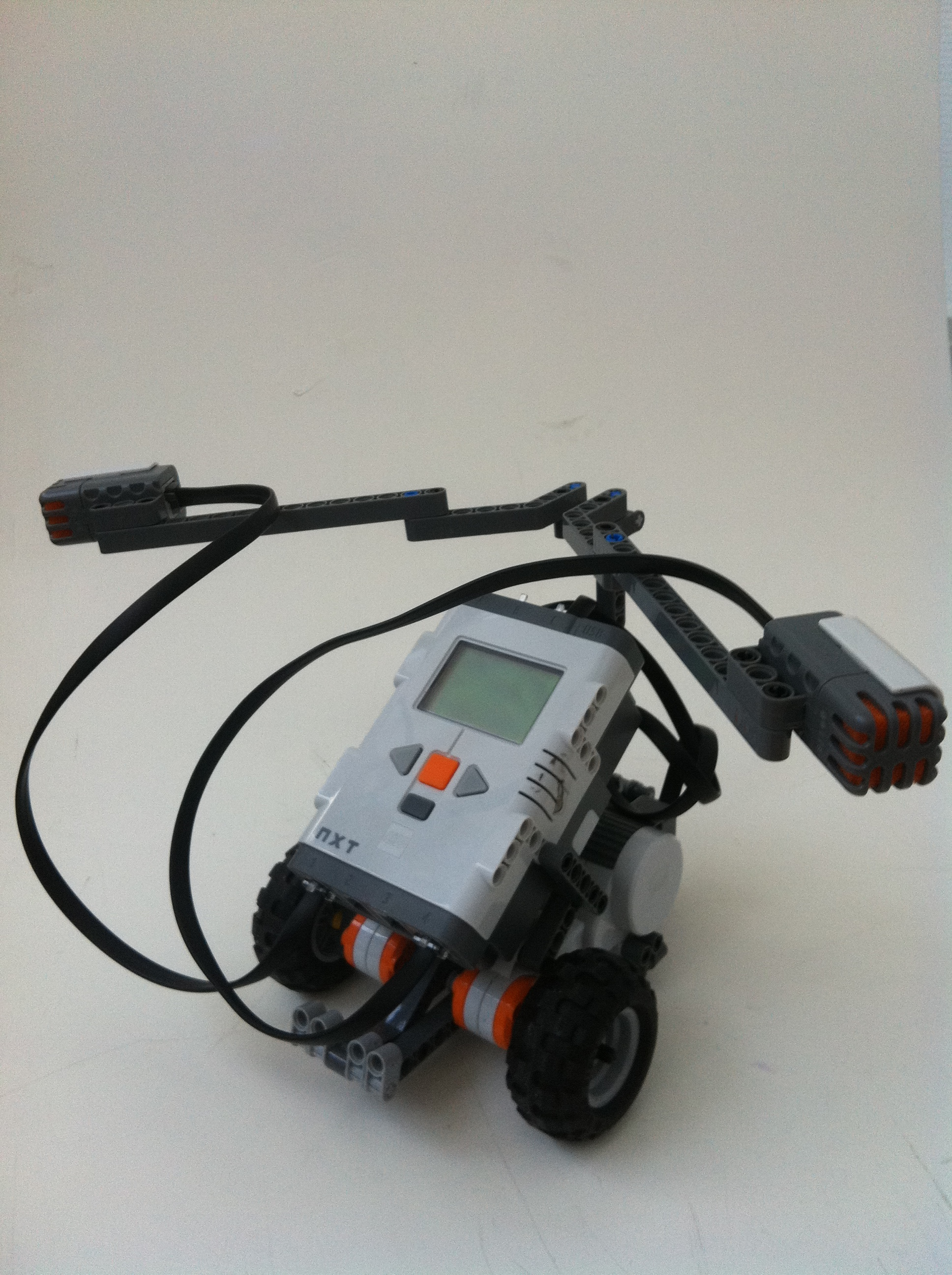 an introduction to braitenberg vehicles In this section, we will build a braitenberg vehicle like last week but use an arduino as the brains of the vehicle instead of the sensor driving the actuator directly first, assemble the provided robot chassis using the included instructions.